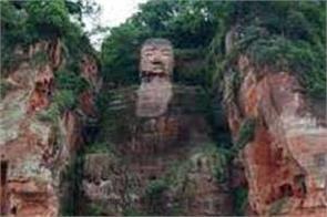 world s largest buddha statue in china to undergo physical examination