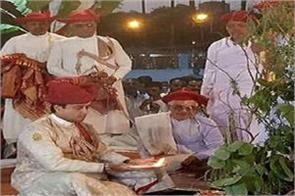 shindi puja in rajshahi costume scindia best wishes of the dussehra