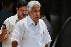 former kerala cm chandy accused of unproductive rape by a woman