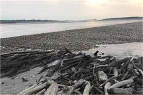 china stopped water of brahmaputra