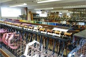 silk industry wire telegraphy by falling rupees