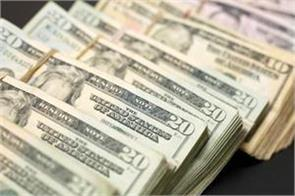 foreign exchange reserves decreased by  61 39 million to  393 12 billion