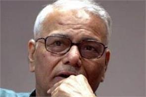 yashwant sinha give advice to congress