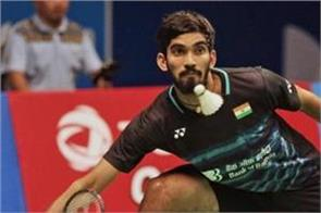 french open all eyes on srikanth kidambi