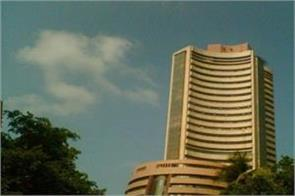 sensex down 344 points and nifty closes at 10125