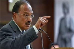 sa national security advisor ajit doval bjp narinder modi