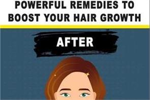 powerful remedies to boost your hair growth