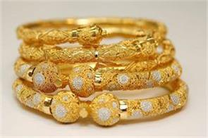 gold recoups on positive global leads festive season buying
