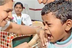 government plans khasra rubella vaccination campaign in schools