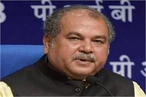 union minister narendra singh tomar s health worsens recruitment in aiims