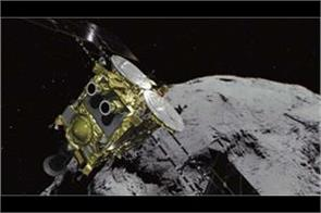 japan launches a new robot on asteroids
