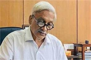bjp refuses parrikar due to rafale congress