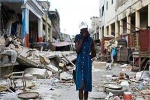 5 9 magnitude earthquake strikes haiti at least 11 died