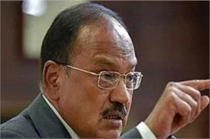 ajit doval says india need strong government