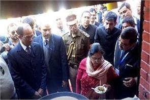 governor reached uttarkashi district