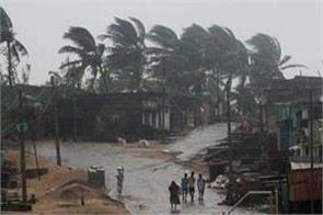 52 dead in cyclone in odisha relief work continues