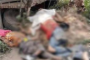 2 youths of same village killed in painful road accident