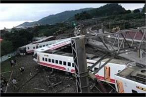 17 killed 101 injured in taiwan train derailment