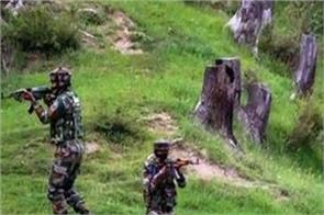 pak intruder bsf piled up in indian territory