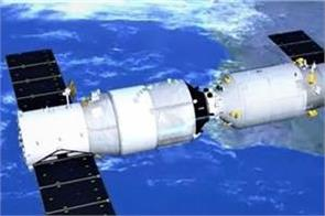 second chinese space station set to fall to earth next year