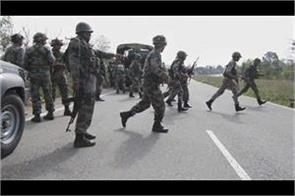 militant attack on army casper in shopian