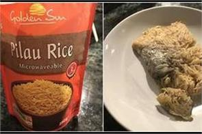 man finds mouse in rice twitter mourns the death of rat
