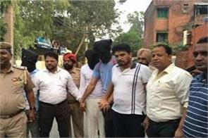 raid at jalandhar ct campus 3 student arrested weapon recovered