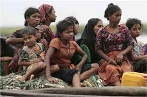rohingyas return un condemns india s move