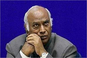 mallikarjun kharge ready to become congress s new  manmohan
