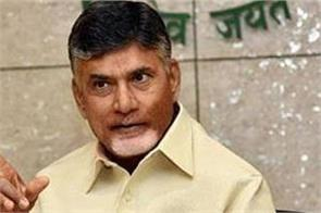 naidu says i had to be made ias but accidentally made cm