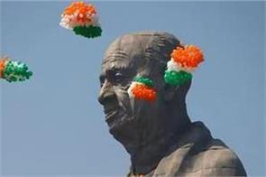 statue of unity sardar patel s family said  pm modi did a great job