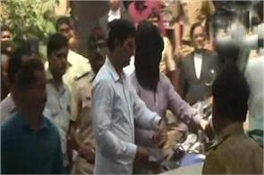 brahmos engineer nishant sent to cjm court 7 days police custody