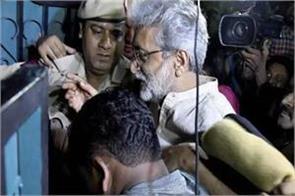 koregaon bhima case delhi high court finishes gautam navalakha detention