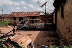 55 people killed in communal violence in nigeria