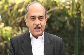 prashant bhushan aims at targeting modi government
