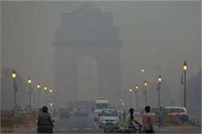 air quality in delhi is very bad