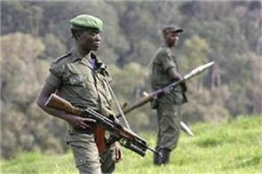 14 civilians die in knife attack in dr congo