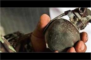 grenade blast in kupwara 8 injured