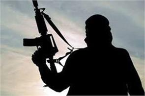 militant attack on congress leader house in kashmir