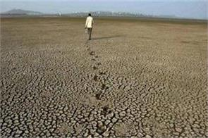 over three thousand villages of gujarat declared drought prone