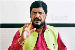 cm tenure should be shared equally between shiv sena and bjp athawale
