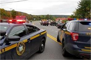 usa 20 people die in a terrible collision of two cars