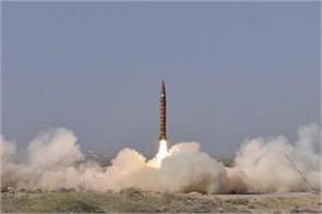 successful test of earth ii missile capable of carrying nuclear weapons