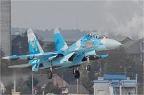 ukraine 2 pilots death in fighter plane accident