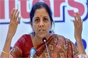 defense minister sitharaman said pressures can not be made