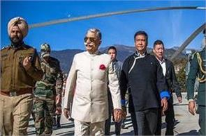 arunachal governor took pregnant woman to hospital in his helicopter