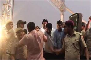 3 firs in the signature bridge dispute case against mla amanatullah