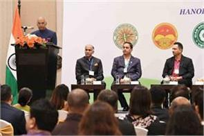 take advantage of new opportunities to engage with india to grow kovind