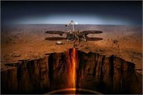 nasa s insight lander landed on mars