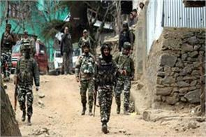 security forces piled one terrorist in kupwara